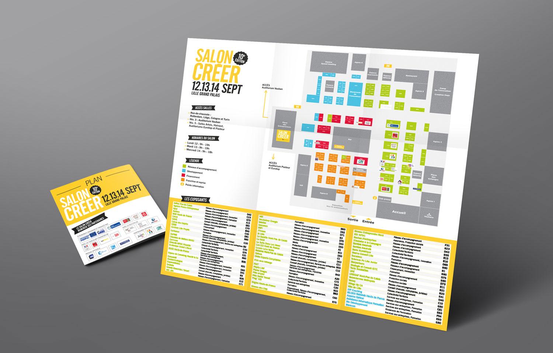 Studio Eckla - Newsletter salon créer