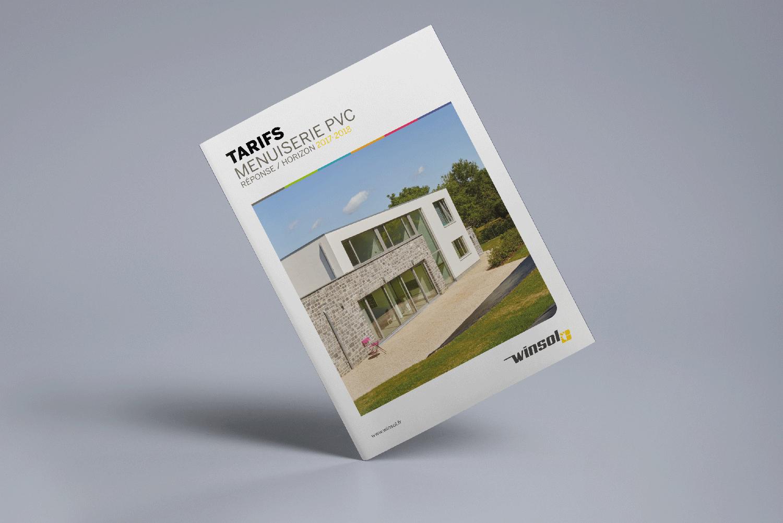 Studio Eckla - catalogue Winsol